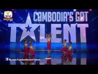 CGT - Judge Audition - Week 3 - Group ពេជ្រ&ល័ក្ខ&សុខជា&មុី&ហួយ - 14 Dec 2014