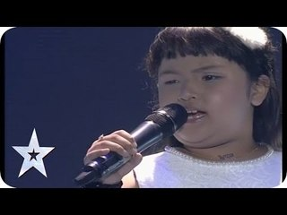 """Putri Ariani Sings """"Don't You Remember"""" - SEMIFINAL 1 - Indonesia's Got Talent"""
