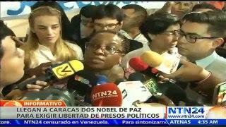 Este jueves el lider opositor venezolano Leopoldo Lopez cump