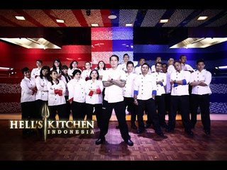 Here's The Team Member of Hell's Kitchen Indonesia