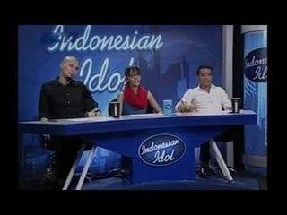 Baby Baby, Dimas Bieber Gagal - Audisi 2 - INDONESIAN IDOL 2012