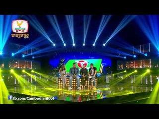 CambodianIdol Talkshow EP 4 Part 2