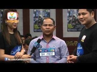CambodianIdol Talkshow EP 10 Part 2