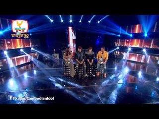 CambodianIdol Talkshow EP 6 Part 2
