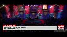 FULL CNN GOP Town Hall Ted Cruz P1, CNN Republican Presidential Town Hall Feb. 17, 2016