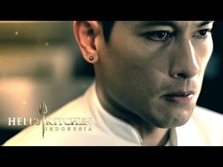 Chef Juna - Hell's Kitchen Indonesia (Promo)