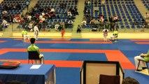 Championnat de France de Karaté UNSS 2 - 4 Février 2016 - Dojo Régional de Chevigny saint Sauveur