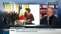 """Le parti pris d'Hervé Gattegno: """"Le meilleur bilan de Fleur Pellerin c'est celui qu'elle tire du Hollandisme"""" - 18/02"""