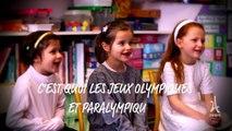 """Jeux Olympiques - Les JO Paris 2024 : """"Rêvons plus grand"""""""