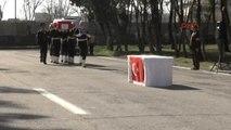 Diyarbakır Şehit Jandarma Astsubay Üstçavuş Seçkin Çil İçin Uğurlama Töreni Düzenlendi