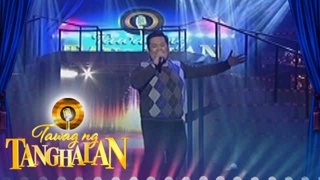 """Tawag ng Tanghalan: Charles Jamison - """"Feeling Good"""""""