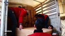 Convois humanitaires dans les villes syriennes assiégées