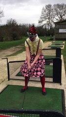Initiation Golf Papillon - leçon 1