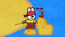 Bateau pirate - Didou dessine-moi un bateau pirate | Dessins animés pour les enfants