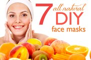 Homemade Face Mask-Pack To Get Rid Of Acne And Acne Scars-Best Acne Treatment