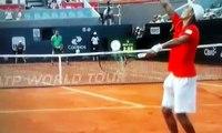 Sorpresa en el ATP de Río de Janeiro, el 338º del ranking eliminó a Jo-Wilfried Tsonga
