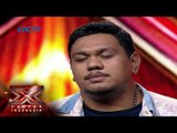 REYMOND DOMINGGUS - LOCKED OUT OF HEAVEN (Bruno Mars) - The Chairs 1 - X Factor Indonesia 2015