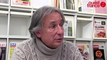 Jean Rouaud,  invité de dimanche Ouest-France part2
