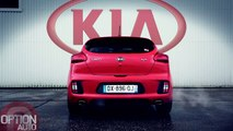 Kia Ceed GT & Pro_Ceed GT 2013 - acceleration 0-230 km/h and other tests
