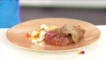 Foie gras confit aux oignons et vinaigre de pineau des Charentes - Dimanche 21 février à 11h30