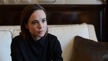 """Ellen Page: «Avant de faire """"Free Love"""", j'étais complètement dans le placard»"""