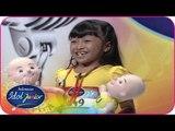 Tazkia Lucu Sekali, Selain Nyanyi Bisa Storytelling Juga! (Extended) - Indonesian Idol Junior