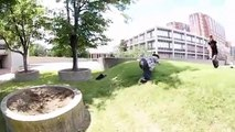 Falling Is Living   Rilla Hops   Parkour   Freerunning   You (FULL HD)