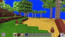 Lets Play Cube Life: Island Survival Part 2: Schutz vor Zombies.. oder so ähnlich