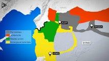 Turquie - Kurdistan, les enjeux d'une frontière