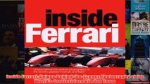 Download PDF  Inside Ferrari Unique BehindtheScenes Photography of the Worlds Greatest Formula One FULL FREE