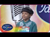 Edrika, Selain Bisa Nyanyi Juga Bisa Shalawat Loh! (Extended) - Indonesian Idol Junior