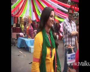 interview on set of udaan serial 19th february 2016
