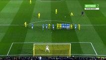 1-0 Denis Suárez Goal UEFA  Europa League  1_16 Final - 18.02.2016, Villarreal CF 1-0 SSC Napoli