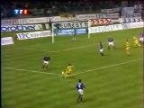 Zidane grand pont et passe décisive Fofana (Nantes vs Bordeaux)