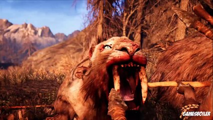 FarCry Primal Walkthrough Part 1 ''Land Of Oros'' Story Playthrough/Gameplay (PS4)