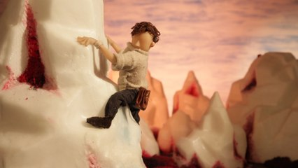 Phantom On The Cliff   An Ice Climber's Obsession Between...