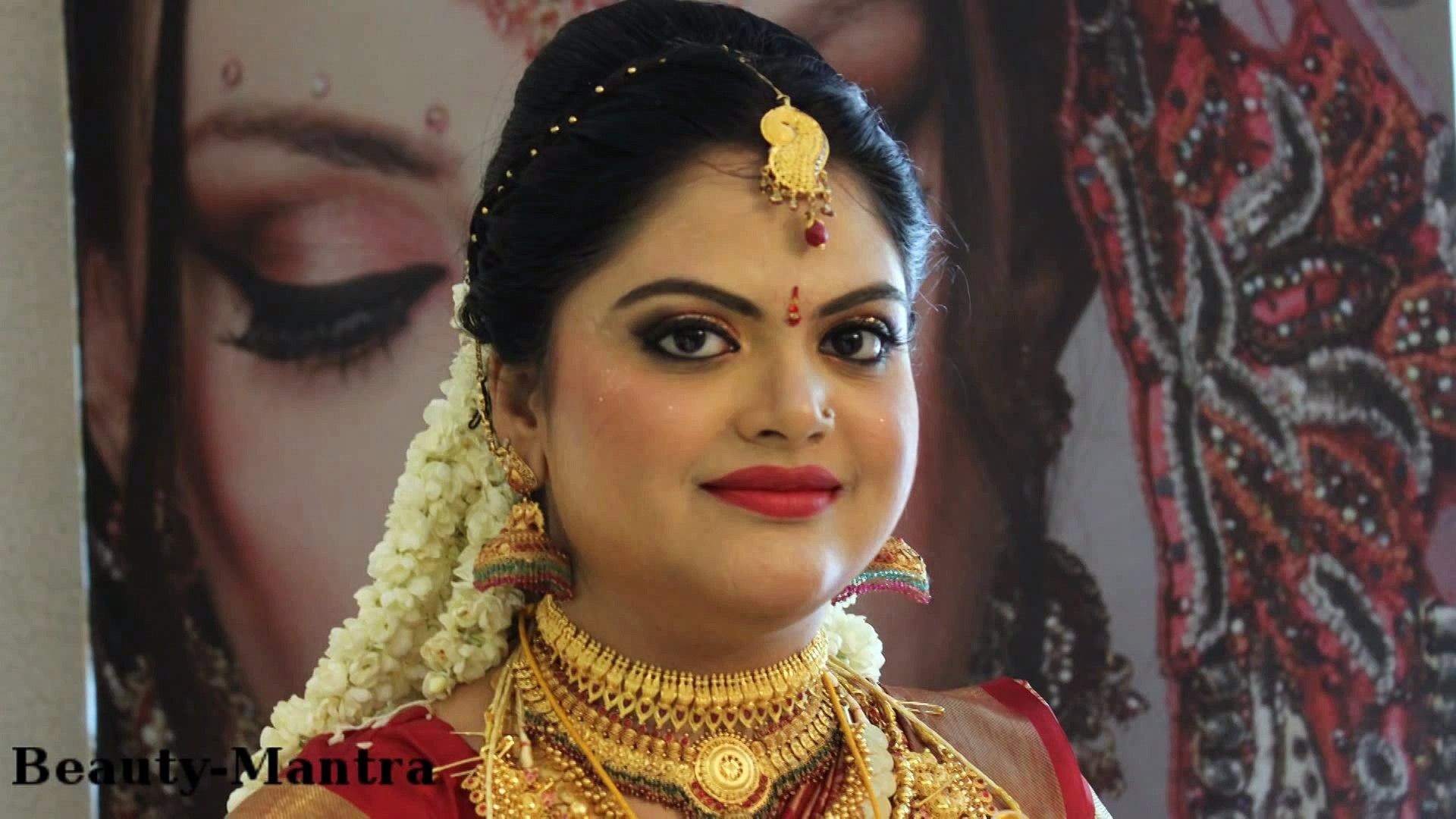 kerala hindu bridal makeup-latest best pakistani bridal makeup tips & ideas