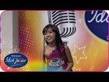 Cayla Pinter Banget Bikin Puisi Sunda Tentang #IdolJr! (Extended) - Indonesian Idol Junior