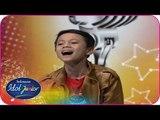 Mau Lihat Tsaqib Nyanyi Sambil Bermain Cajon? (Extended) - Indonesian Idol Junior