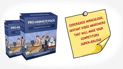 Pro Animate Pack V2 Review OFFICIAL VIDEO GET IT NOW