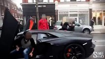 Distrugge una Lamborghini da 320.000€