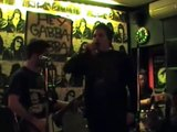 Screams From The Garage - Rise Above (Black Flag) - Live @ Rocket Bar, Palermo 28 Dicembre 2013