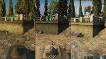 World of Tanks  Xbox One vs Xbox 360 vs PC Comparison