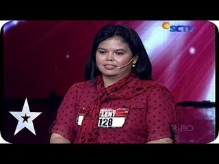 Crazy Dancing with Animal Noises - Dwi Lestari - Audition 1 - Indonesia's Got Talent