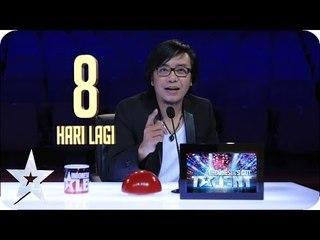 [COUNTDOWN] Ari Lasso - 8 Hari Lagi - Indonesia's Got Talent