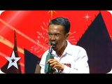 Inspire by Criss Angel (extreme grinding) - Indonesia's Got Talent