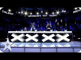 [PREMIERE] SATURDAY 5 April 2014 at 8PM - Indonesia's Got Talent