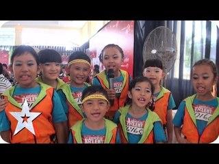 Surabaya Audition - Indonesia's Got Talent