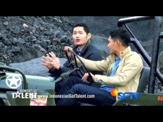 Indonesia's Got Talent Promo Audition Jakarta and Bandung Host by Evan Sanders & Ibnu Jamil