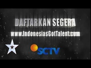 Indonesia's Got Talent Promo